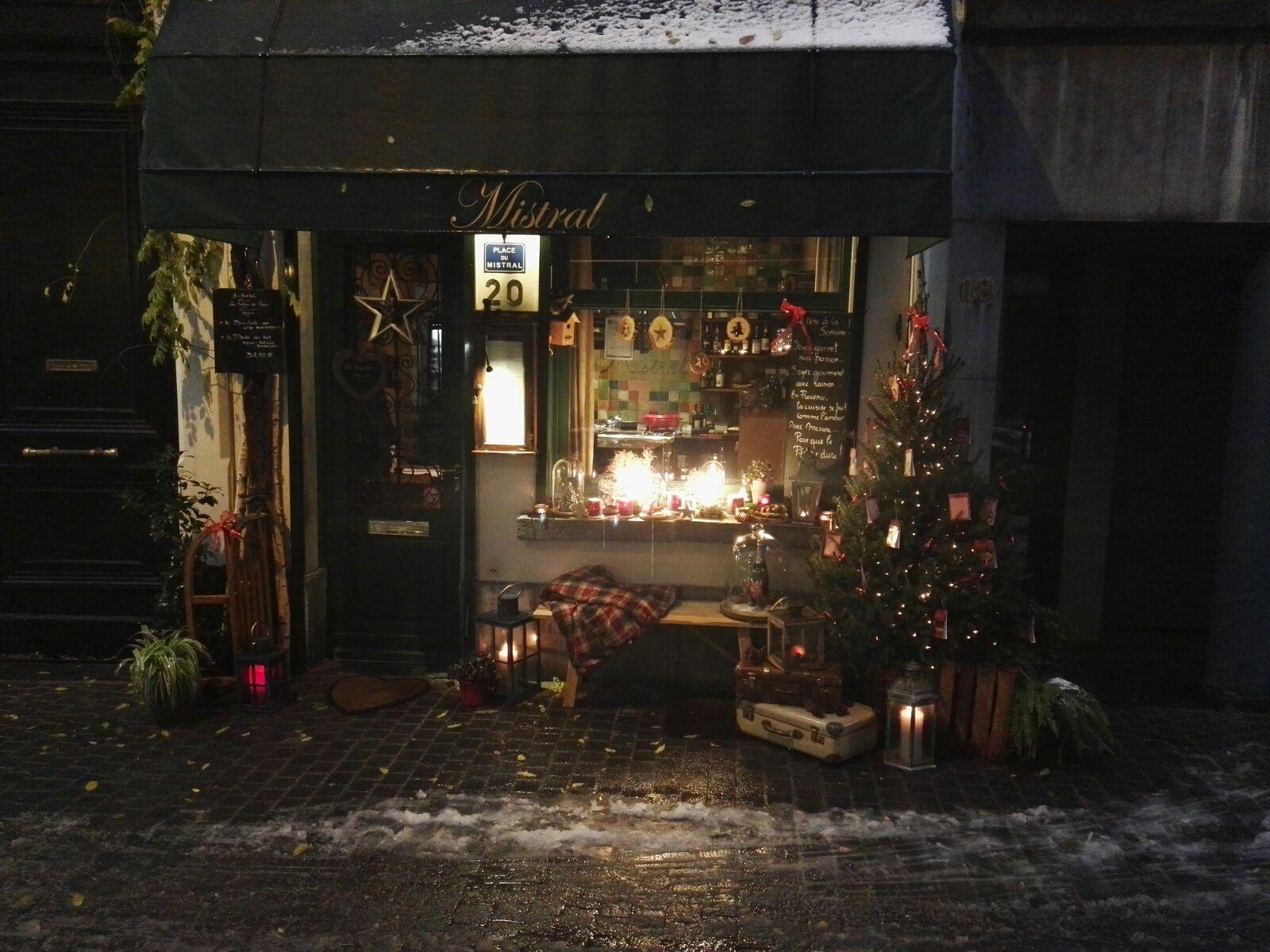 Mistral - Kerstperiode